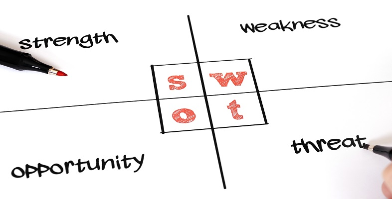 Course Image Business communication: writing a SWOT analysis